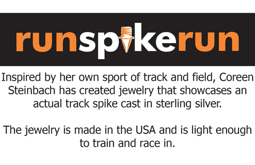 run spike run logo