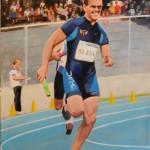 track portrait